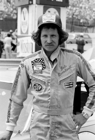 DALE EARNHARDT is one of the most popular NASCAR drivers.