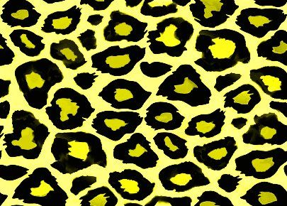 MySpace Yellow Leopard Print Background | Twitter Backgrounds | Wallpaper Images | Background Patterns