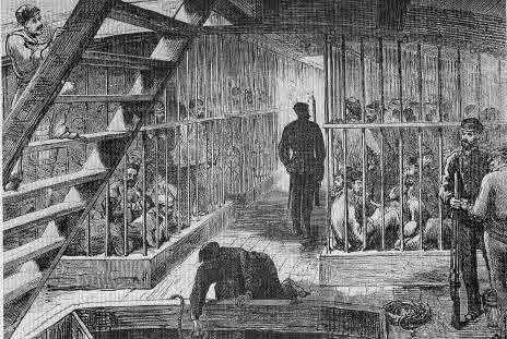 Interior Convict Ship 3