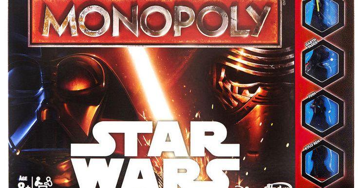Voici un nouveau Monopoly Star Wars, et les règles ont changé au passage !