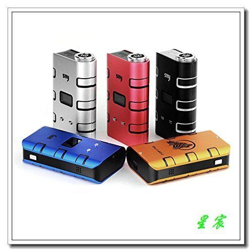 Xingchen SMY God180s Upgrated 180s 220w Box Mod Fit 18650 Battery with 5 Colors (Black) Xingchen http://www.amazon.com/dp/B0117U2NQU/ref=cm_sw_r_pi_dp_VG-Ovb1SEYX9A