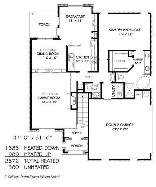 17 best images about house plans on pinterest house for Planos de casas de dos pisos gratis