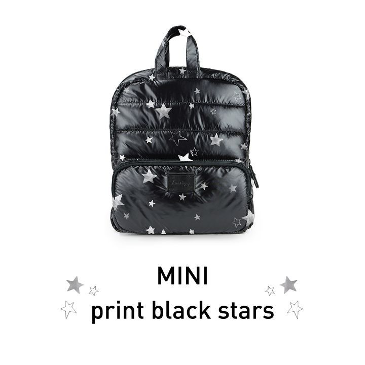 You're a SUPER STAR⭐️ and we know it! Don't miss out on our  cool lightweight backpacks just in time for the busiest time of the year.  Shop our Mini Print Black Stars Backpack ⭐️⭐️⭐️ #linkinbio⠀ .⠀⠀ .⠀⠀ .⠀⠀ .⠀⠀ .⠀⠀ .⠀⠀ .⠀⠀ .⠀⠀ .⠀⠀ .⠀⠀ .⠀⠀ #7AM #7amvoyage #fashion #mother #veganfashion #style #animialfreefashion #peta #crueltyfree #veganism #grey #stars #city #travel #day #newyork #fall #diaperbag #vegan #teens #backpack #trendy #star #black #chic #fun #travel