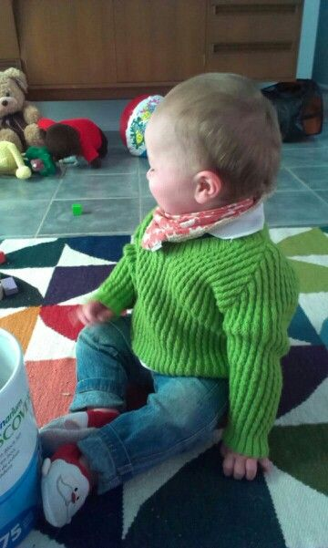 Alexander's jumper. ..<3