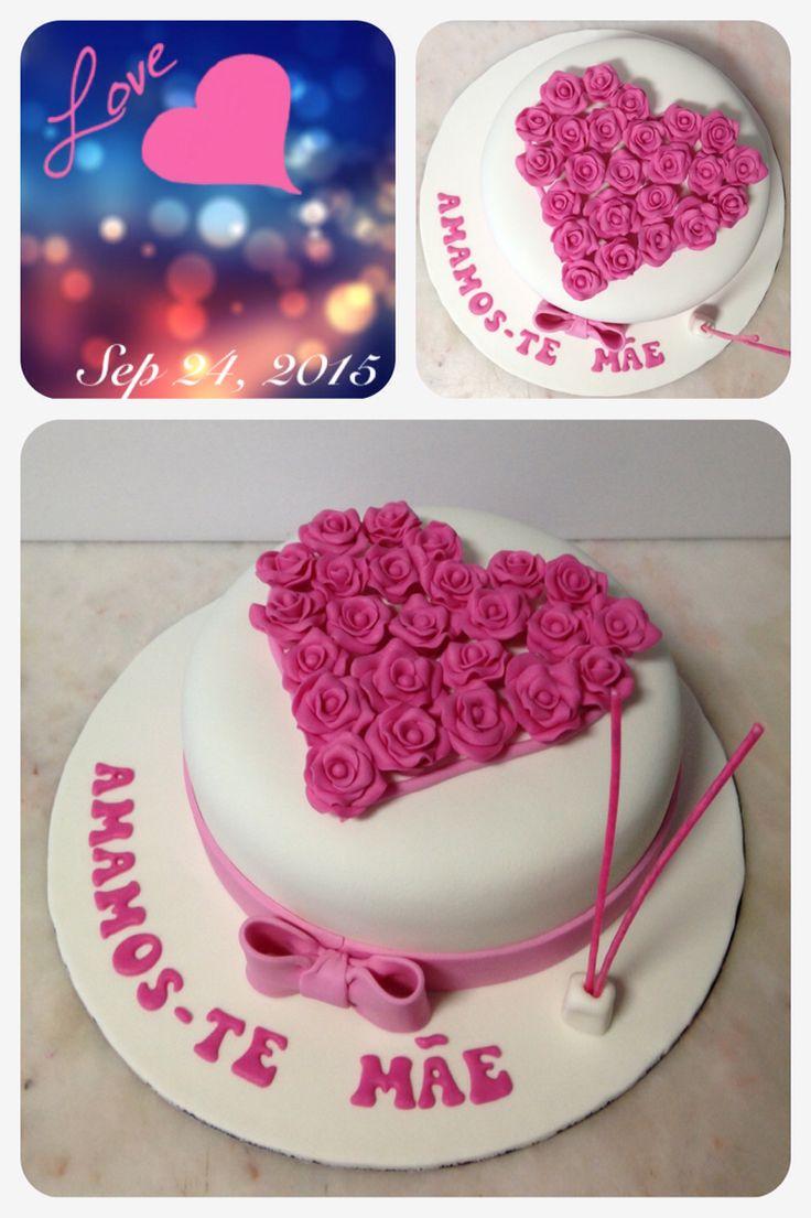 cake mom Bolo mãe