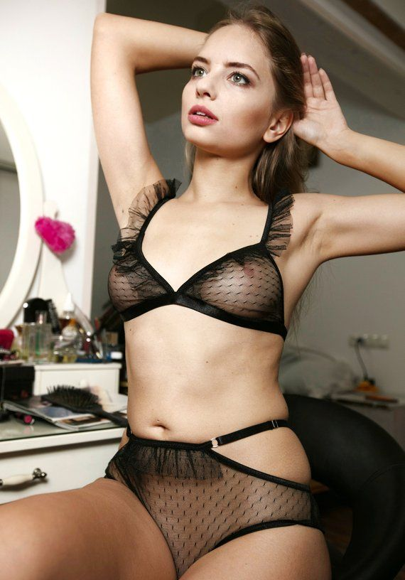 Merlin recommend best of model shemales sheer lingerie