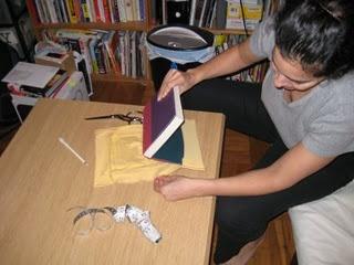t shirt book cover tutorial