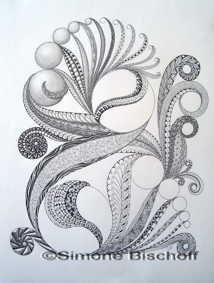 Seit einiger Zeit schon habe ich einen Entwurf für eines meiner größeren Bilder liegen. Nun hatte ich mir neue Stifte von Staedtler bestellt und als ich sie bekam und der Faktor Zeit eine eher unwe…