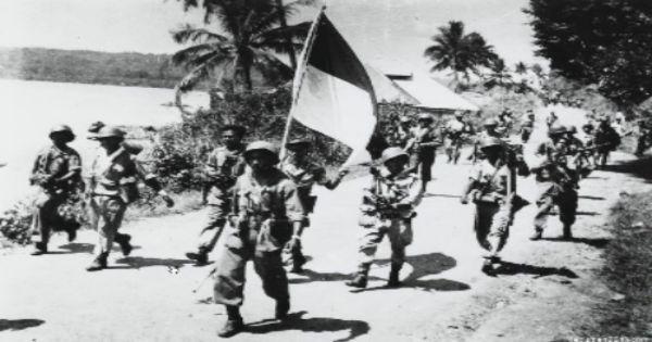 Sejarah Lahirnya Tentara Nasional Indonesia TNI