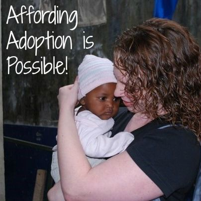 Affording adoption is possible and you can do it! There are resources for families interested in growing their families through international adoption.