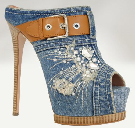 gml denim: Gianmarco Lorenzi's spring and summer 2012 collection