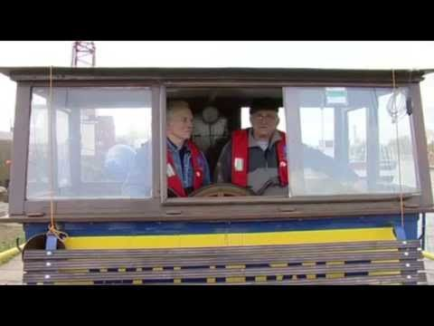 Goole: The Tom Pudding Coal Barges - YouTube