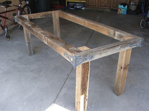 Как сделать стол для патио из паллет. - Садоводка