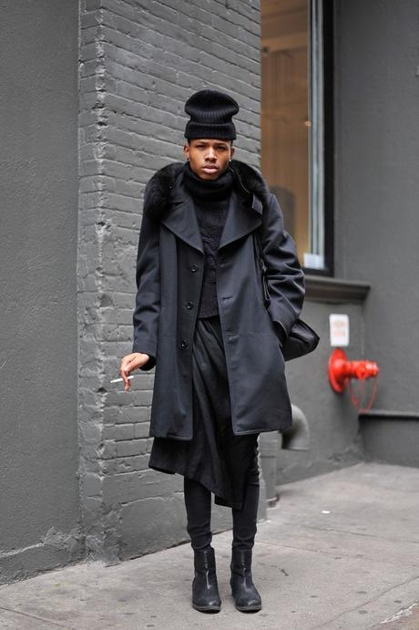 ストリートスナップ [Raf Stoltz] | Calvin Klein, DAMIR DOMA, H, J BRAND, KENNETH COLE, Oak, カルバンクライン, ケネスコール, ジェイブランド, ダミールドマ | ニューヨーク | Fashionsnap.com