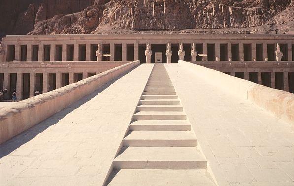 Mortuary Temple of Queen Hatshepsut, Egypt