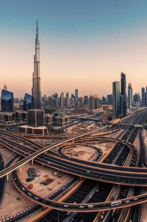 Burj Khalifa, Burj Dubai United Arab Emirate #Architects #Construction #Architecture http://www.arcon.pk/about-us