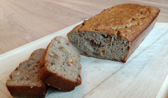 I Love Health | Recept: Gezond bananenbrood