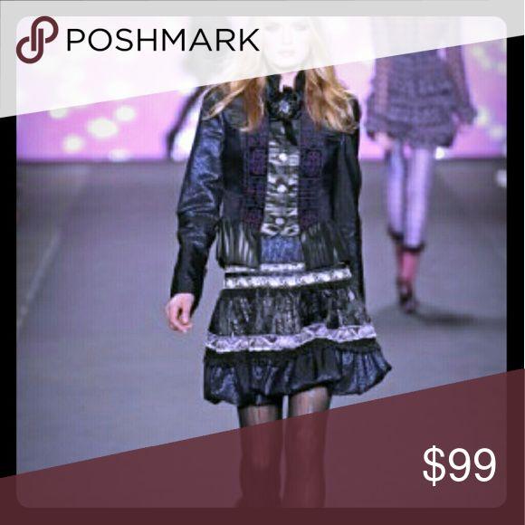 Anna Sui runway puff skirt us 2 New Anna Sui Skirts Midi