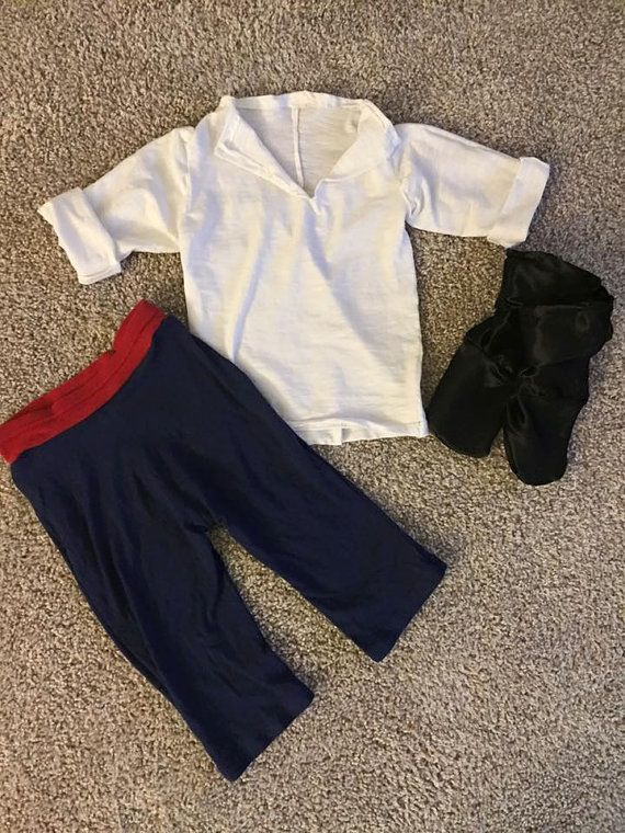 Prince Eric Kids Costume