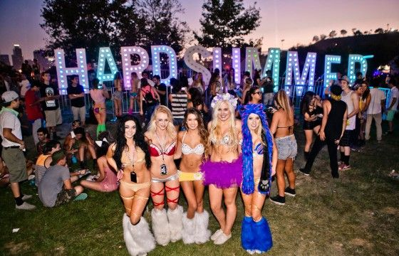 HARD Summer Music Festival Announces Lineup - http://blog.lessthan3.com/2015/04/hard-announces-summer-music-festival-lineup/ HARD events, hard summer Event, News
