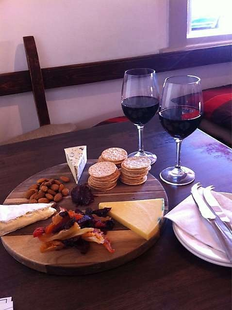 Blessed Cheese McLaren Vale: great for breakfast & lunch & serving good coffee with a yummy cake & cheese selection. Selling artisan foods & cheese