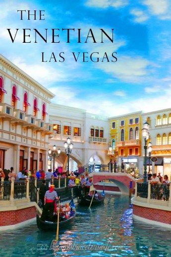 Luxury Hotel Review: The Venetian Las Vegas (All-Suite Resort):