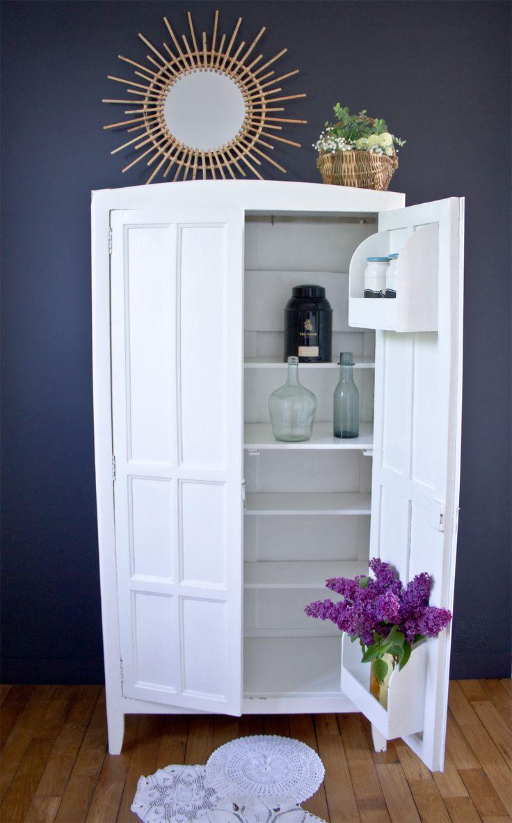 17 meilleures id es propos de armoires de garde manger. Black Bedroom Furniture Sets. Home Design Ideas