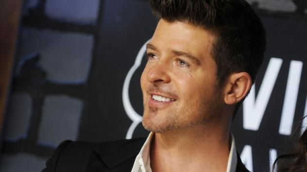 gloria loring robin thicke | Robin Thicke's mother Gloria Loring on Miley Cyrus performance: 'I can ...