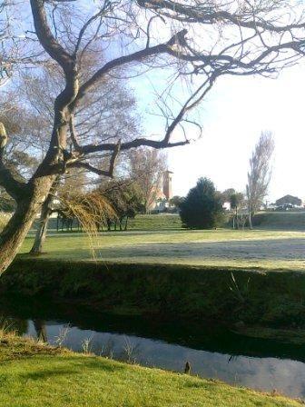 Otepuni Gardens in winter