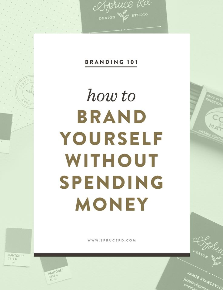 If you have a business, or blog, most likely you understand the significance that branding plays in establishing yourself in your field. But what can you do if