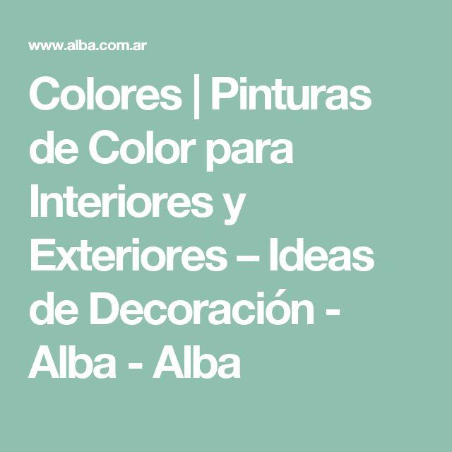 Las 25 mejores ideas sobre colores de pintura exterior en for Colores de moda para exteriores