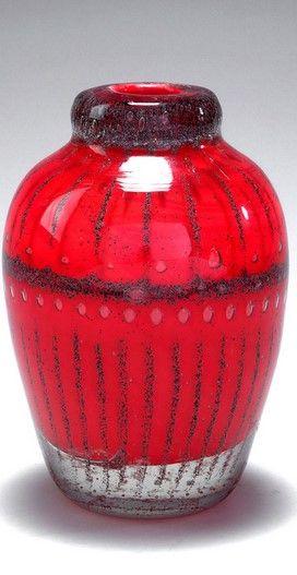 Vase, um 1925 Navarre, Henri