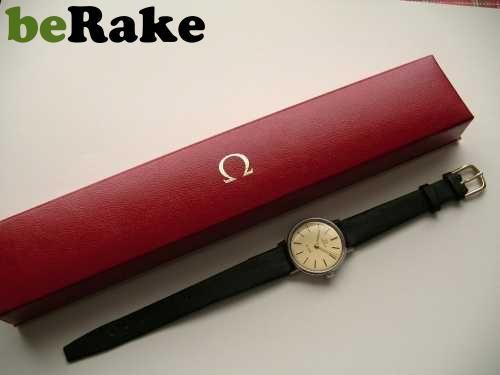 Vendo Muy bonito reloj para seÑora de los aÑos 60´s de la prestigiosa casa suiza omega , modelo clasico de cuerda, con preciosa maquinaria m...