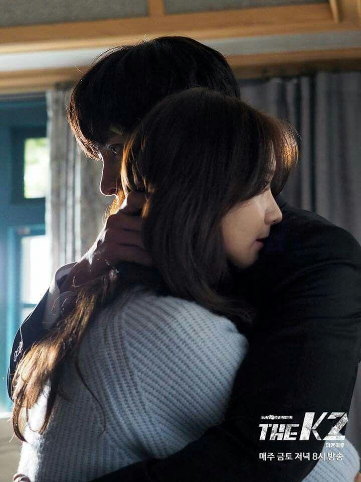 Jeha & Anna the k2 bts still ep10 jichangwook