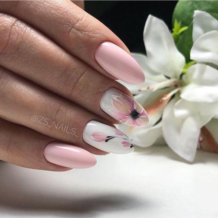 картинки ногтей с лилиями телефонной трубки