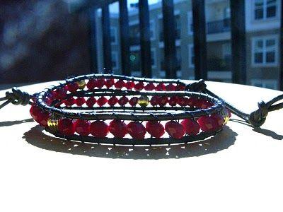 DIY bracelet: Bracelets Tutorials, Wraps Bracelets, Beads Bracelets, Copy Cats, Craftay, Beaded Bracelets, Crafty Girls, Bracelets Patterns, Diy Bracelets