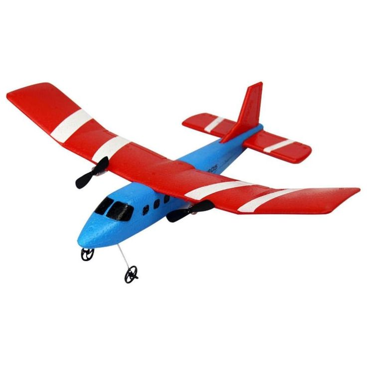2.4G 2CH Radio Remote Control Airplane Aircraft Glider, EPP Foam RC Fly Bear Plane Helicopter Toys for Kids Adults   #airplane #glider #remotecontrol #toys #kids #rcplane