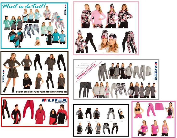 Waar gaat jouw voorkeur naar uit bij #sportkleding #fashion? Pretty in Pink, Flower Power of #50shadesofgrey? Reply!