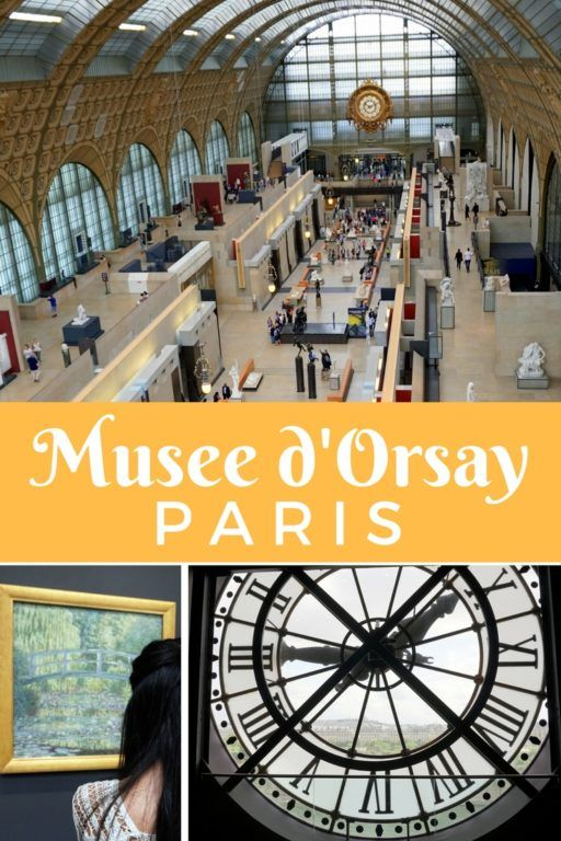 Guide and tips for visiting Musee d'Orsay with Kids and Context Travel in Paris, France