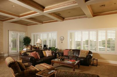 Also known as plantation shutters are in the upper end of the window and furniture to add more value to your home. With a great design and a huge variety of styles available provide a modern indoor plantation shutters that fit perfectly into any interior