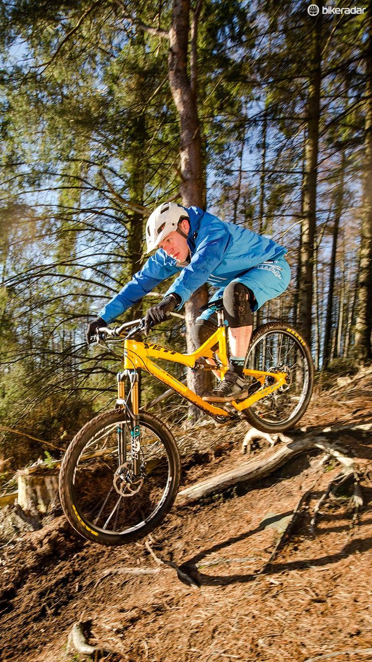 Yeti 575 Enduro review - BikeRadar