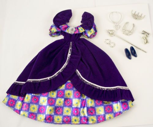 Barbie Purple Gown Wholesale Club Exclusive 2001 Costco Canada