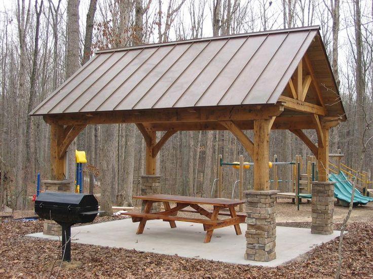 147 best images about new house pavilion ideas on pinterest ... - Patio Pavilion Ideas