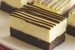PHILLY Brownie Cheesecake recipe - Why compromise? Have your (cheese)cake and eat a brownie, too—in a single dessert. Philly Cream Cheese makes it delectably creamy and totally foolproof.