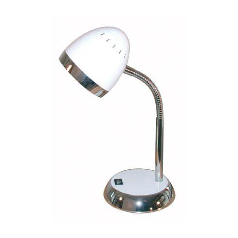 TROPIC - Lampa biurkowa Biała Corep