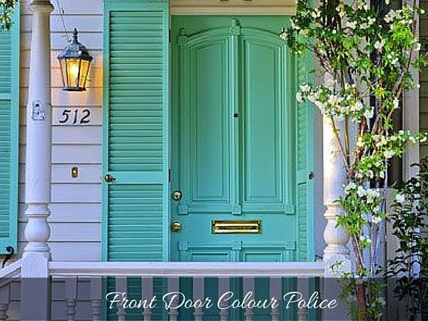 HOW TO CREATE FRONT DOOR COLOUR  What does your front door say about you. Read more. http://www.carmendarwin.com/front-door-colours/