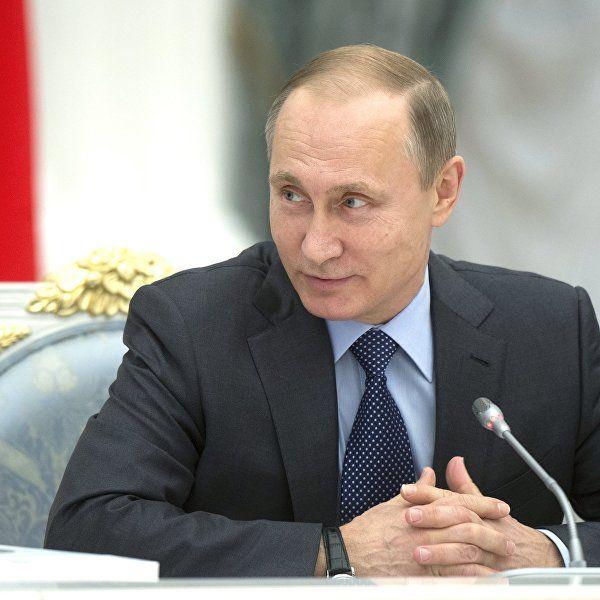 Путин проведет заседание Совбеза России | РИА Новости