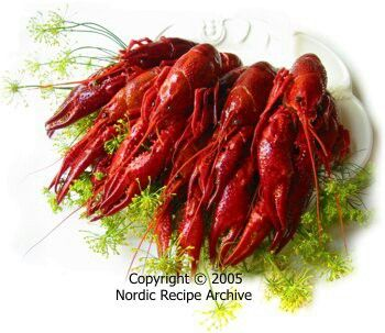 Cooked crayfish Crayfish are regarded a great delicacy