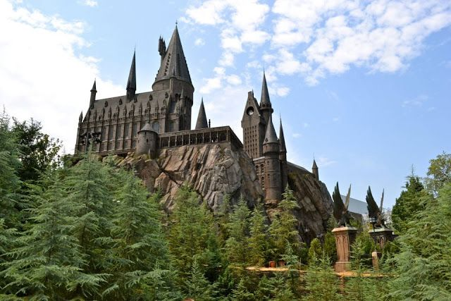 Hogwarts Castle, Harry Potter World, Oh how I miss this place. #takemeback