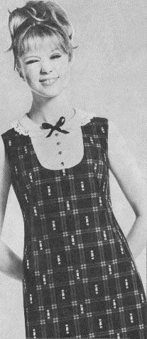British Boutique labels of the 1960s and 1970s: Dollyrockers by Sambo | Candy Says Vintage Clothing UK